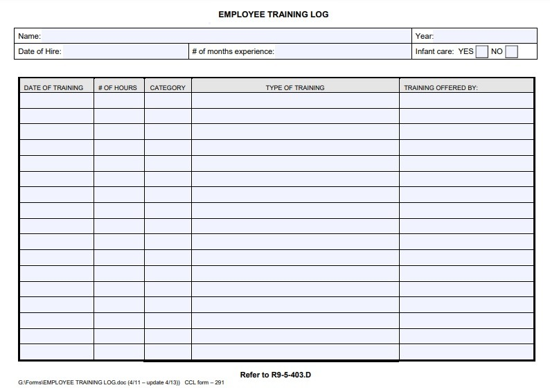 Free Workout Log Template from www.logtemplates.org